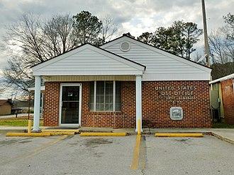Ranburne, Alabama - Image: Ranburne, Alabama Post Office 36273