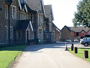 John Brocklehurst, 1st Baron Ranksborough - Ranksborough Hall in Rutland was constructed by Ranksborough in 1893.