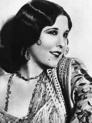 Schauspieler Raquel Torres