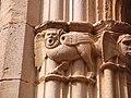 Real Monasterio de Santes Creus - Capitel del Claustro 3.jpg