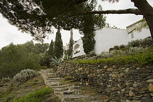 Imagen de la parte trasera de ElBulli vía Wikipedia