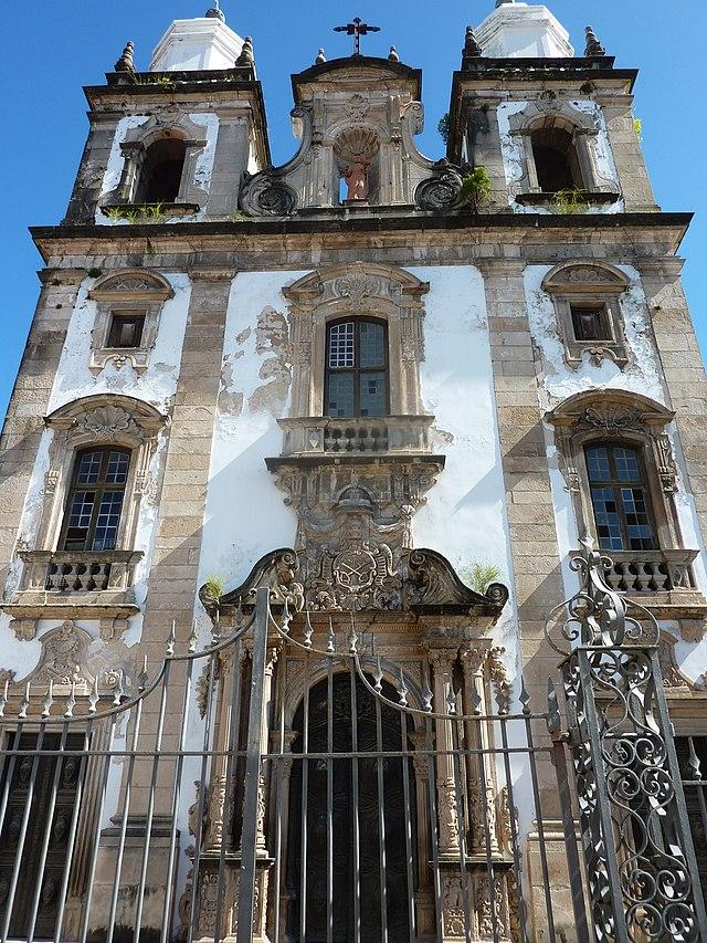 Concatedral de São Pedro dos Clérigos