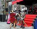 Reenactment of the entry of Casimir IV Jagiellon to Gdańsk during III World Gdańsk Reunion - 058.jpg