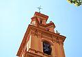 Remat del campanar, església de la mare de Déu de la Misericòrdia de Campanar.JPG