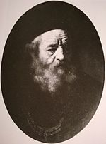 Rembrandt - Oval portrait of a bearded old man.jpg