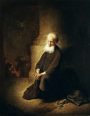 Repentant St. Peter