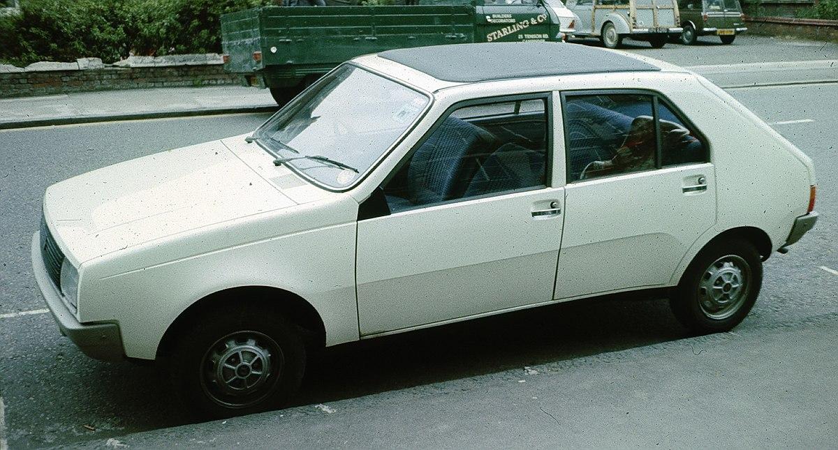 Renault 14 wikip dia for Garage renault evrecy 14