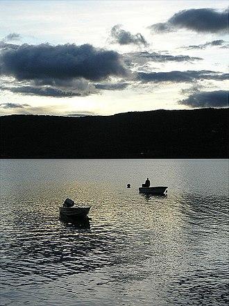 Tominé Reservoir - Image: Represa de Tominé 3