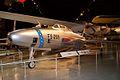 Republic RF-84K Thunderflash LFrontSide Cold War NMUSAF 26Sep09 (14413743387).jpg