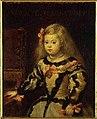 Retrato de la infanta Margarita (4, copy), after Diego Velázquez.jpg