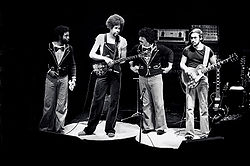 A Return to Forever 1976-ban.
