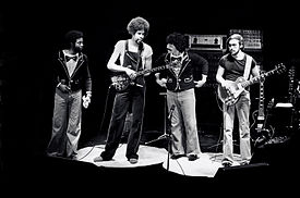 Return to Forever vuonna 1976.