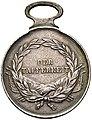 Reverse of the Silver Medal for bravery (Austria-Hungary, 1839-1849, Ferdinand).jpg