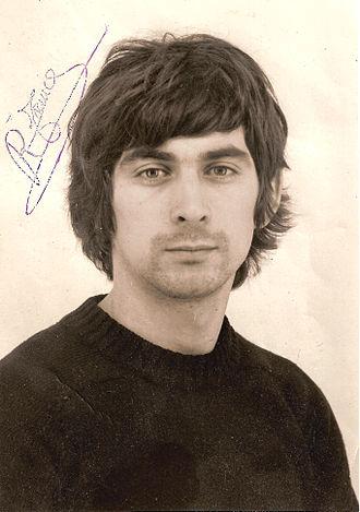 Ricardo Tormo - Image: Ricardo Tormo autografo