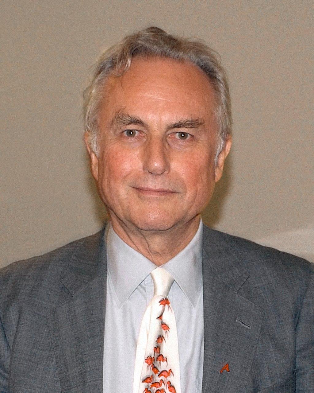 リチャード・ドーキンス(Clinton Richard Dawkins)Wikipediaより