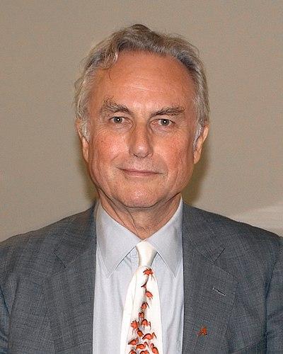 Richard Dawkins, English ethologist, evolutionary biologist and author