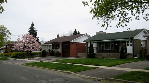 Richview houses