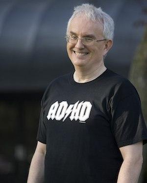 Rick Green - Image: Rick Green ADHD shirt
