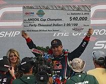 Ricky Johnson wins 2012 AMSOIL Cup.jpg