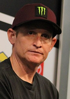 Ricky Carmichael American motorcycle and stock car racing driver