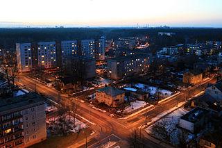 Mežciems, Riga Neighborhood of Riga in Latvia