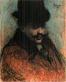 Rippl Man Wearing Top Hat 1918.jpg