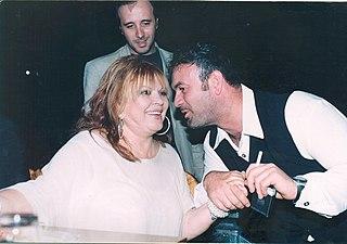 Rita Sakellariou Greek singer