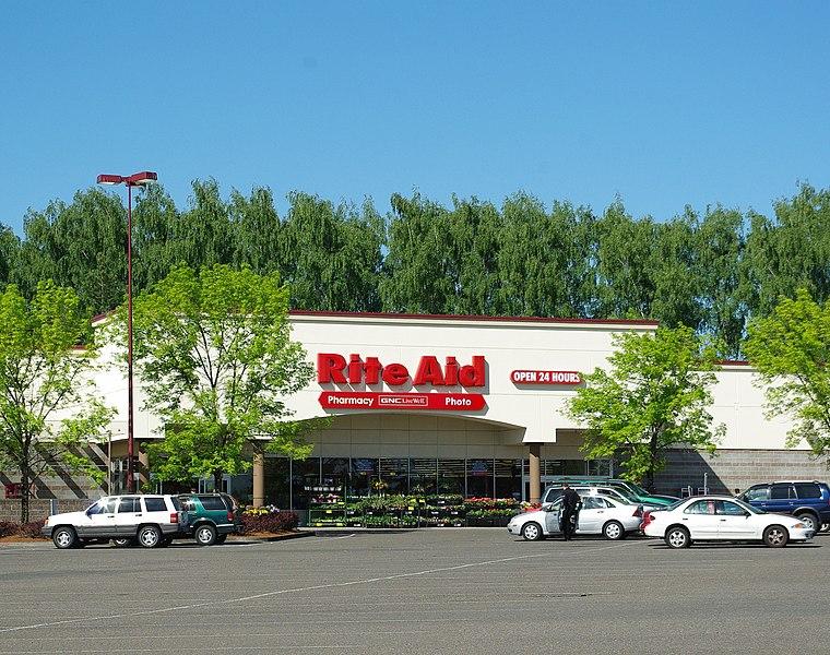 File:Rite Aid at Tanasbourne Village - Hillsboro, Oregon.JPG