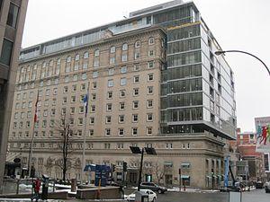 Ritz-Carlton Montreal - Image: Ritz Carlton Montreal 04
