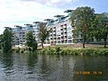 River Crest Apartments from the Trent - geograph.org.uk - 1129254.jpg