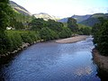 River Nevis at Sunset - geograph.org.uk - 492991.jpg