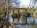 River Severn,wooden disused railway bridge. - geograph.org.uk - 695172.jpg