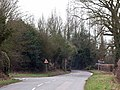Road junction east of Lickey End - geograph.org.uk - 127636.jpg