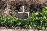 Remains Of Roadside Cross at NGR ST 0883 4288