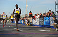 Robert Cheseret wins 2010 Army Ten-Miler.jpg