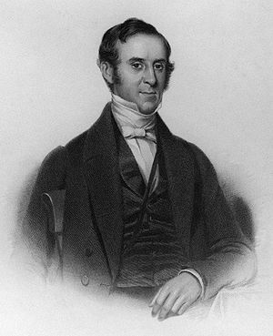 Robert Cotton Mather - Robert Cotton Mather, engraving by John Cochran after Henry Room