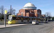 Rochdale Railway Station Metrolink stop