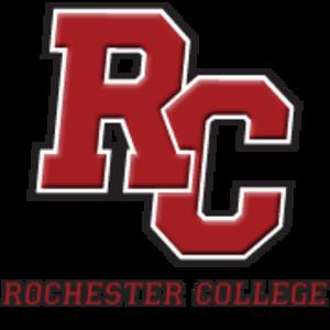 Rochester College - Image: Rochester college interlocking RC logo
