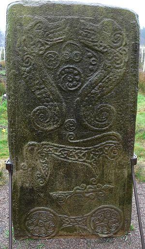 Scottish island names - Rodney's stone