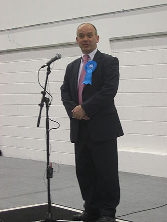 Roger Evans (London politician) - Roger Evans speaking after his 2008 re-election