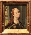 Rogier van der weyden, busto di santa caterina, 1435-37 ca.jpg