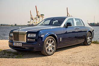 Rolls-Royce Motor Cars - Rolls-Royce Phantom