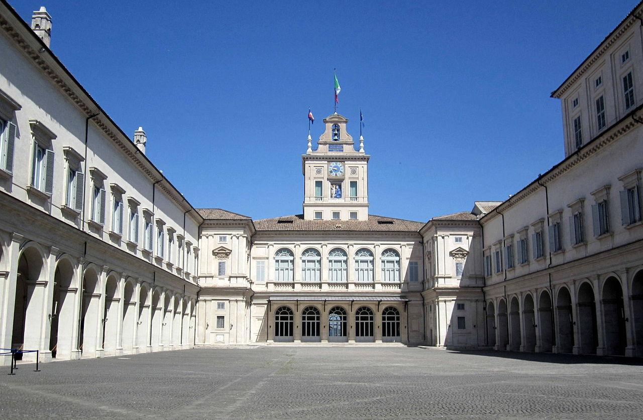 Roma Hotel Quirinale