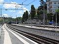 Roma San Pietro railway station.JPG