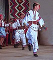 Romanians of Zakarpattya Oblast dancing.jpg