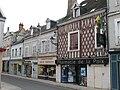 Romorantin rue du Maréchal de Lattre de Tassigny 1.jpg