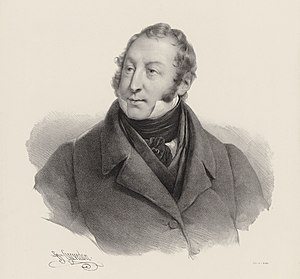 Friday the 13th - Rossini by Henri Grevedon