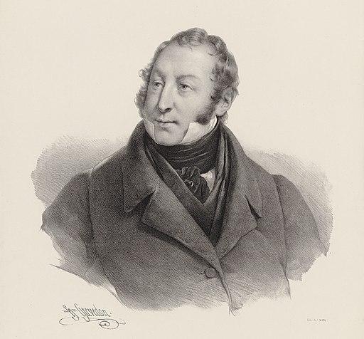 Rossini by Grevedon