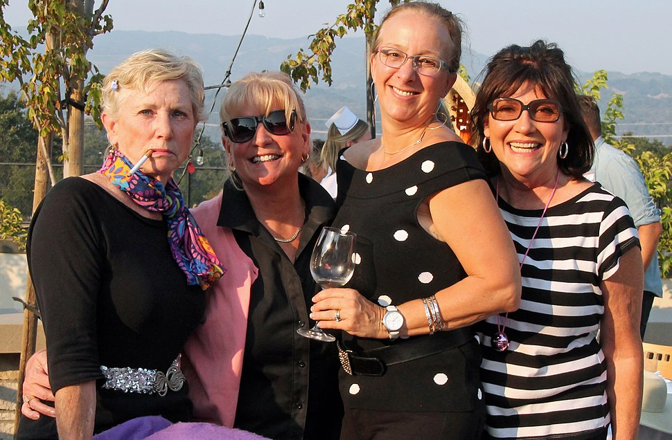 Rotary Club of Sonoma Valley - Applause 2015 - Stierch