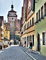 Rothenburg ob der Tauber-(Weißer Turm-1-Aufnahme von Galgengasse 12)-damir-zg.jpg